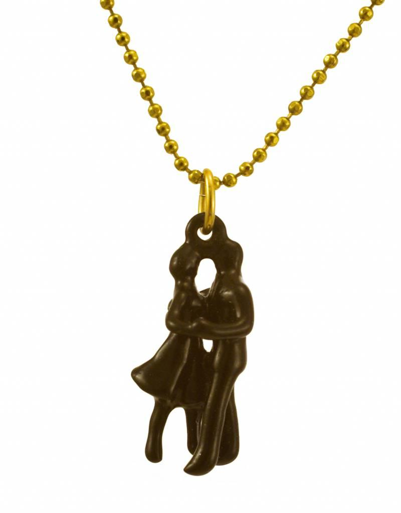 Rebels & Icons Necklace dancing couple
