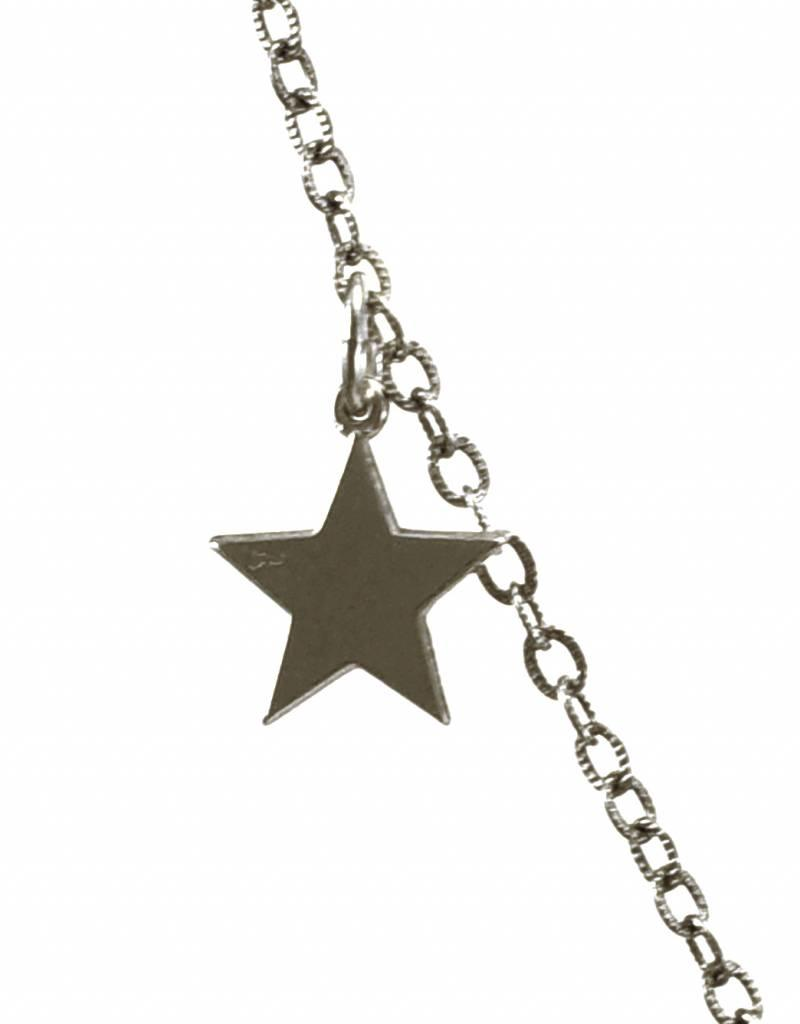 Rebels & Icons Necklace cactus & star