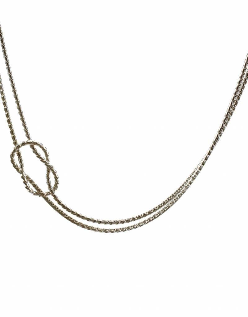 Rebels & Icons Necklace knot