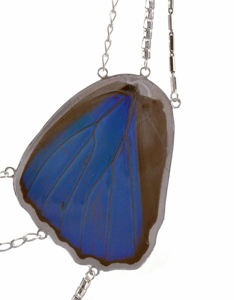 Rebels & Icons Triple necklace morpho