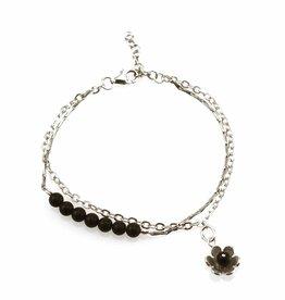 Rebels & Icons Bracelet flower