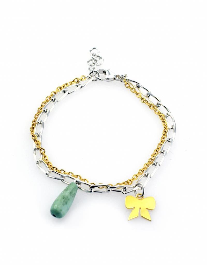 Rebels & Icons Bracelet bow