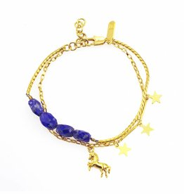 Rebels & Icons Bracelet horse