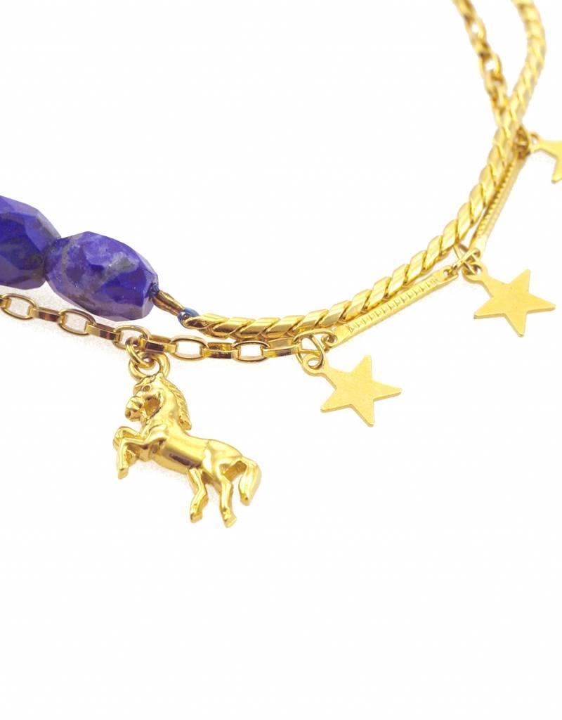 Rebels & Icons Bracelet horse