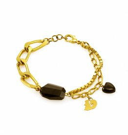 Rebels & Icons Bracelet squirrel