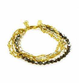 Bracelet multiple chains