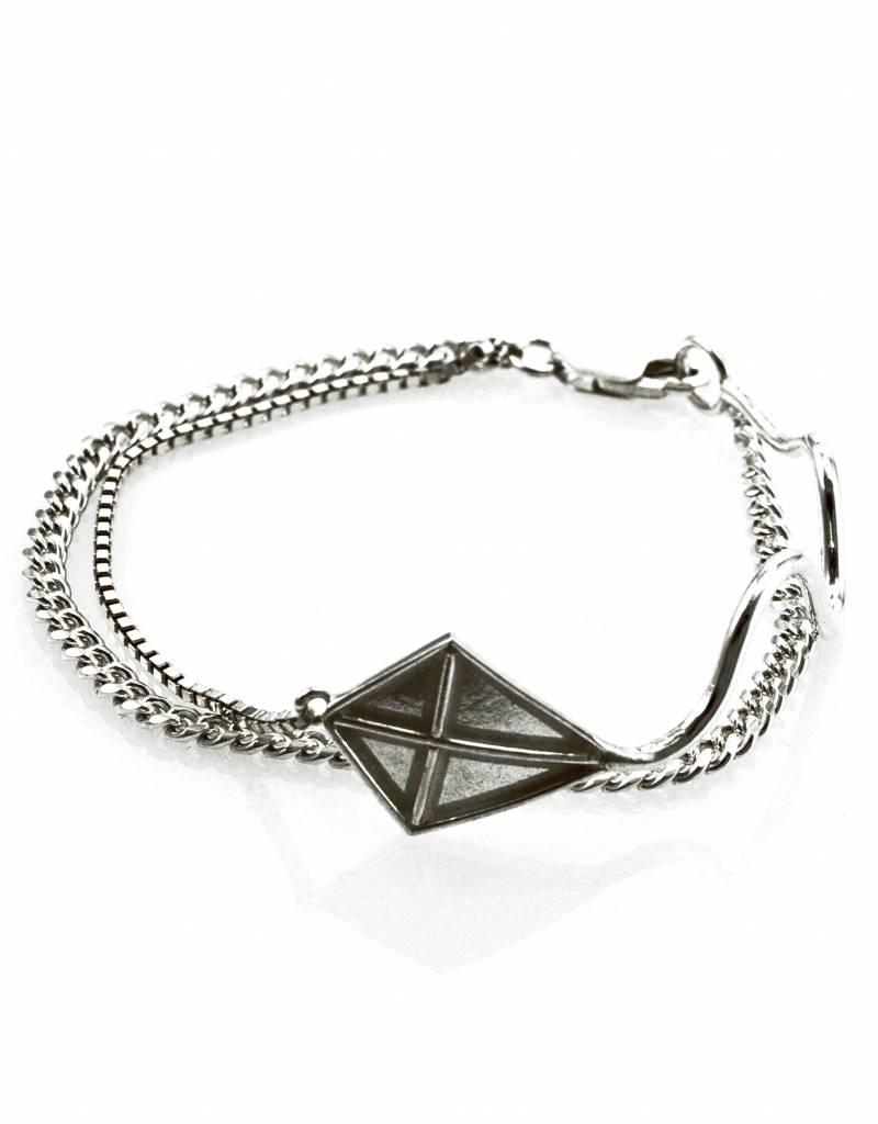 Rebels & Icons Armband windvlieger