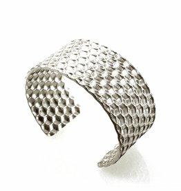 Slave bracelet honeycomb