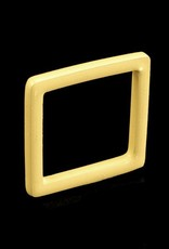 Rebels & Icons Ring square - ivory