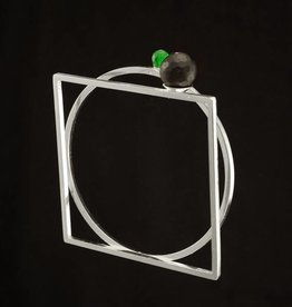 Rebels & Icons Armband cirkel en vierkant