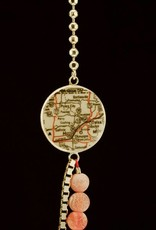 Rebels & Icons Lange ketting Route 66