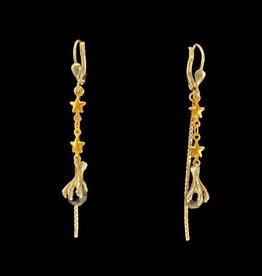 Earrings claw