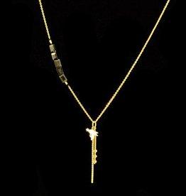 Necklace ray gun