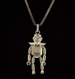Necklace robot
