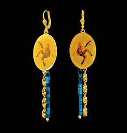 Rebels & Icons Earrings barbarella