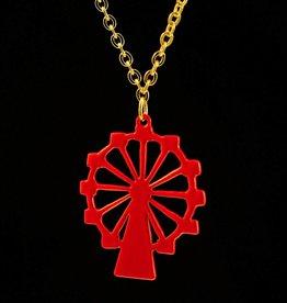 Necklace giant wheel