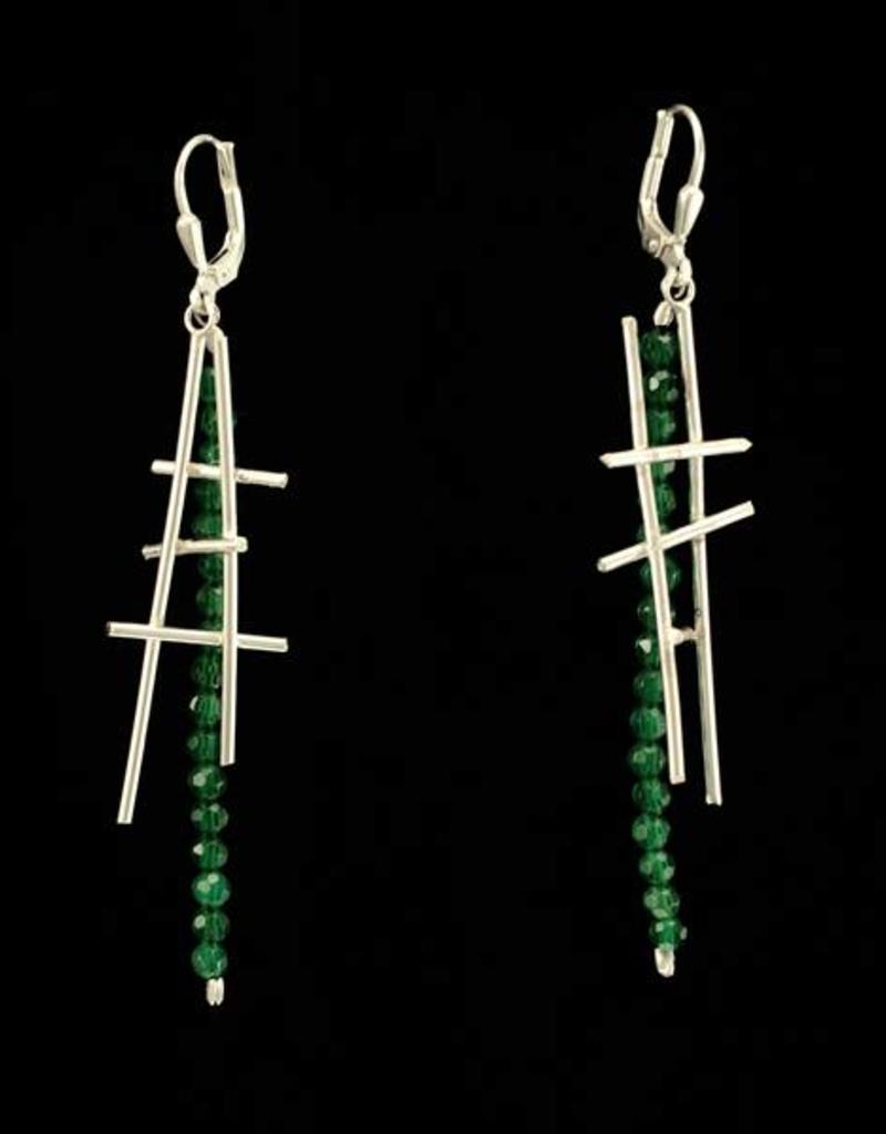 Rebels & Icons Earrings ladder