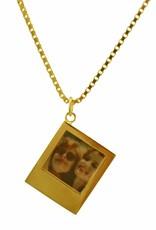 Necklace polaroid