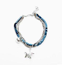 Rebels & Icons Bracelet star & ball