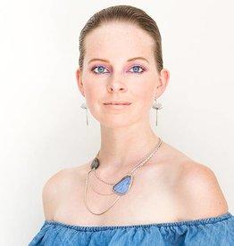 Triple necklace morpho