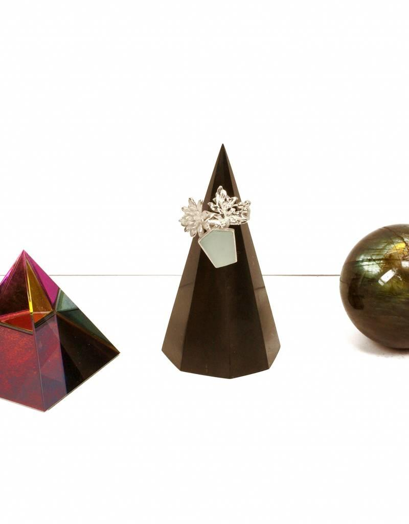 Rebels & Icons Ring blad & bloem