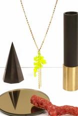 Rebels & Icons Necklace leaf