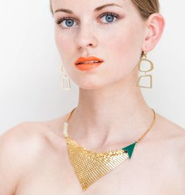 Rebels & Icons Necklace mesh