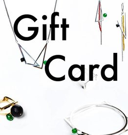 Rebels & Icons Gift card