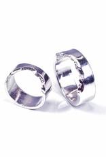Rebels & Icons Wedding ring 'bite ring'
