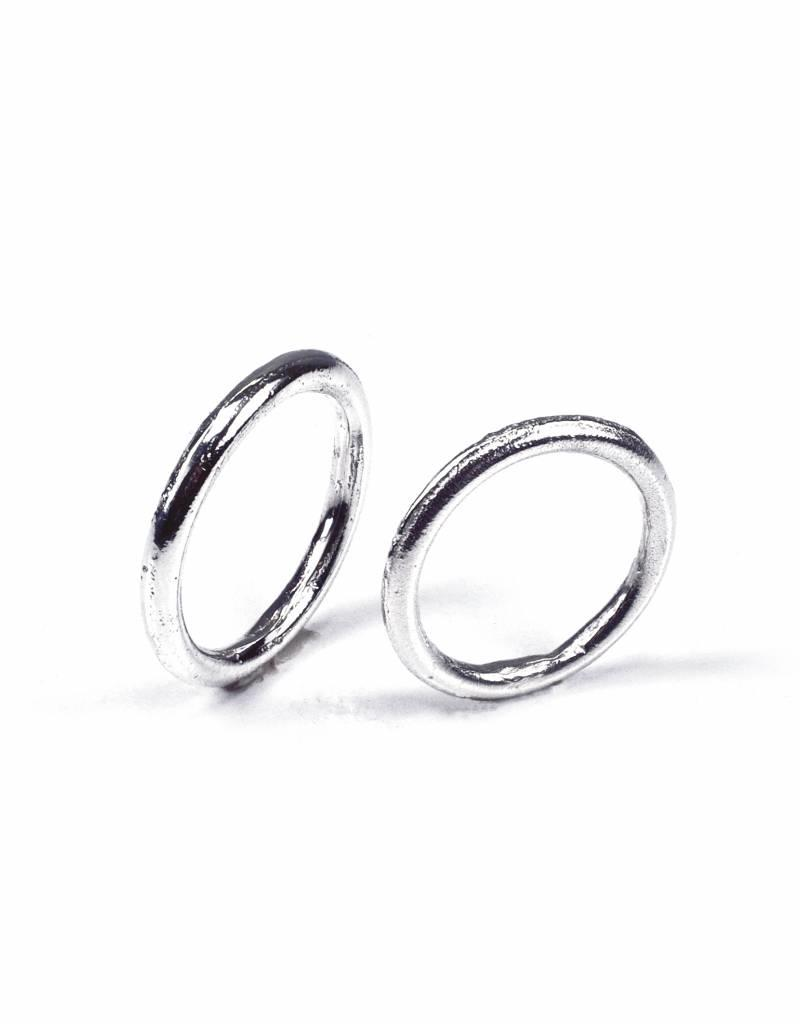 Rebels & Icons Wedding ring 'round'
