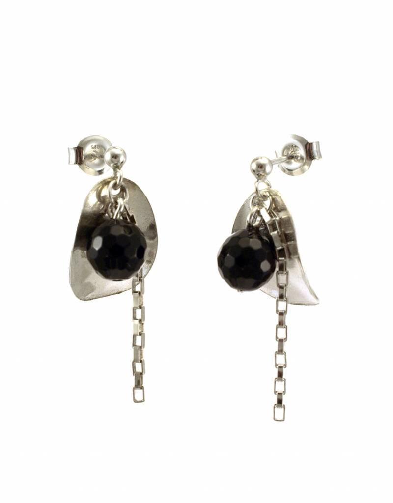 Rebels & Icons Post earrings pendant ellipse
