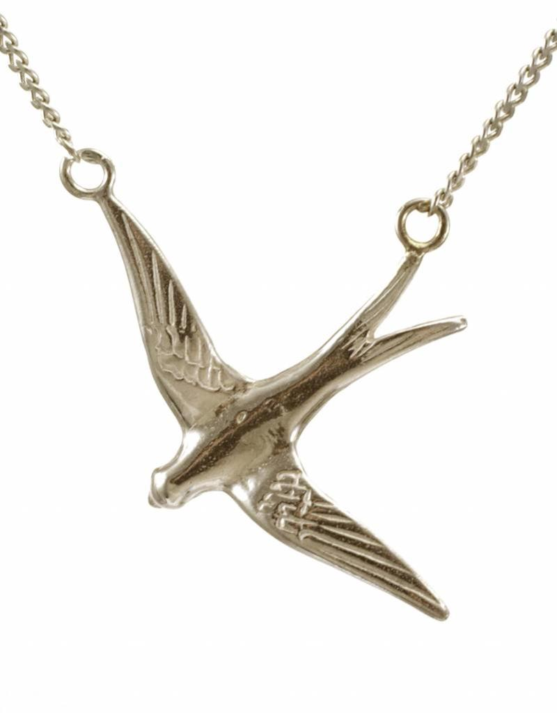 Rebels & Icons Necklace swallow