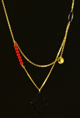 Rebels & Icons Necklace arabesque