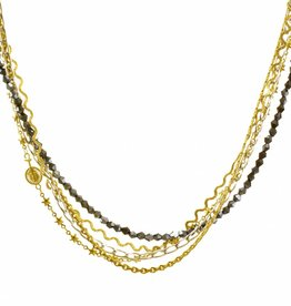 Rebels & Icons Short necklace unicicle