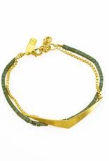 Rebels & Icons Bracelet boomerang