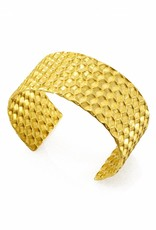 Rebels & Icons Slave bracelet honeycomb