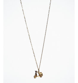 Necklace scooter