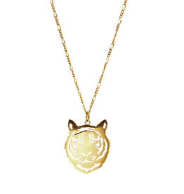 Heroes Necklace Big Cat