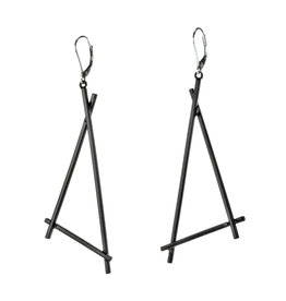 Rebels & Icons Earrings triangle
