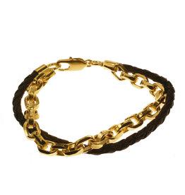 Heroes Bracelet Leather