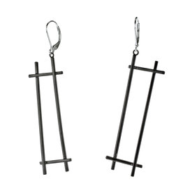 Rebels & Icons Earrings rectangle