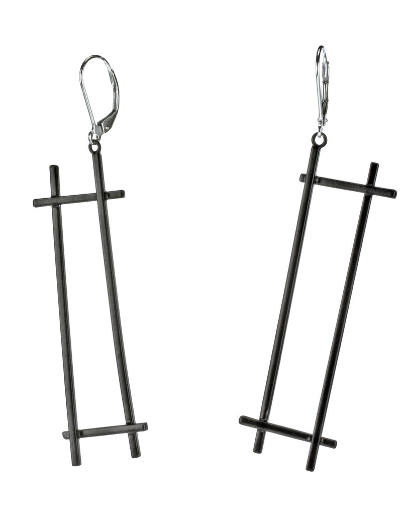 Rebels & Icons Earrings rectangle
