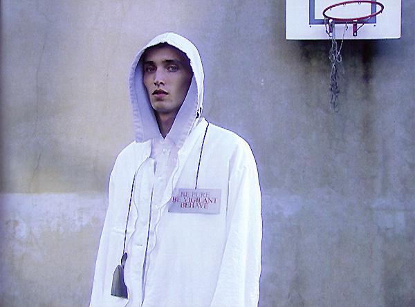 Atelier 11 for Raf Simons S/S 2002