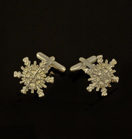 Rebels & Icons Cuff links snow flake