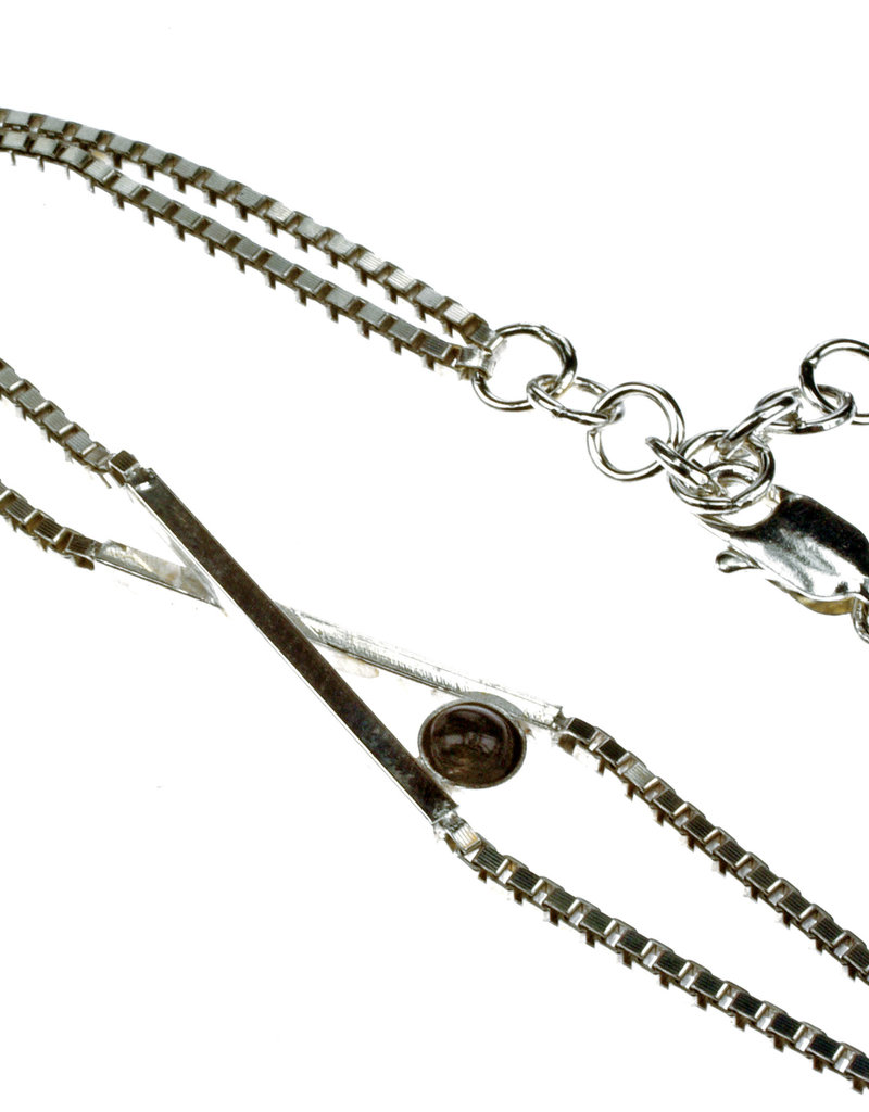 Rebels & Icons Bracelet chopsticks & stone