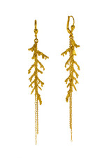 Rebels & Icons Leverbacks thuja leaf