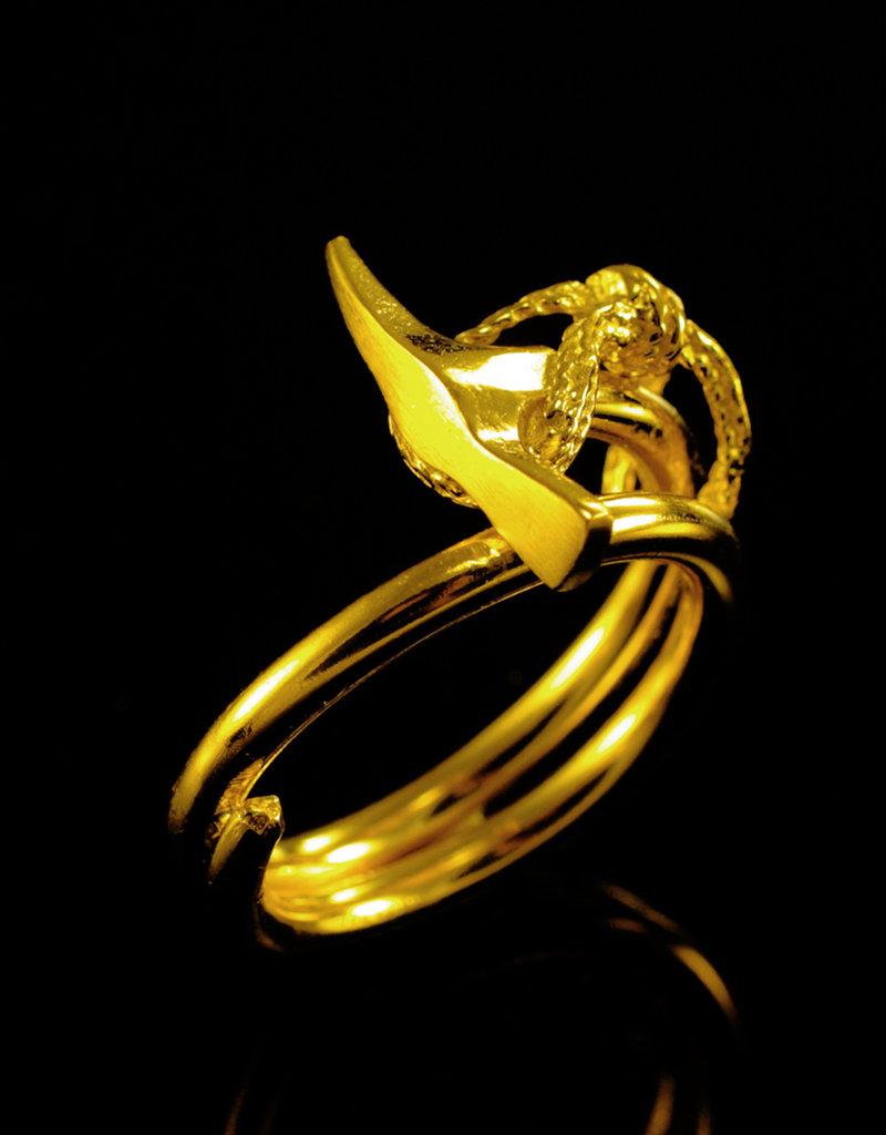 Rebels & Icons Ring houweel