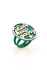 Rebels & Icons Ring Let's keep going