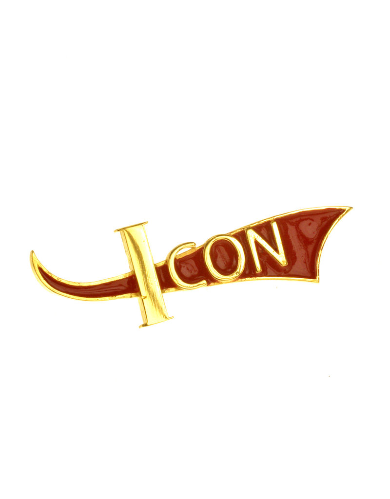 Rebels & Icons Broche ICON