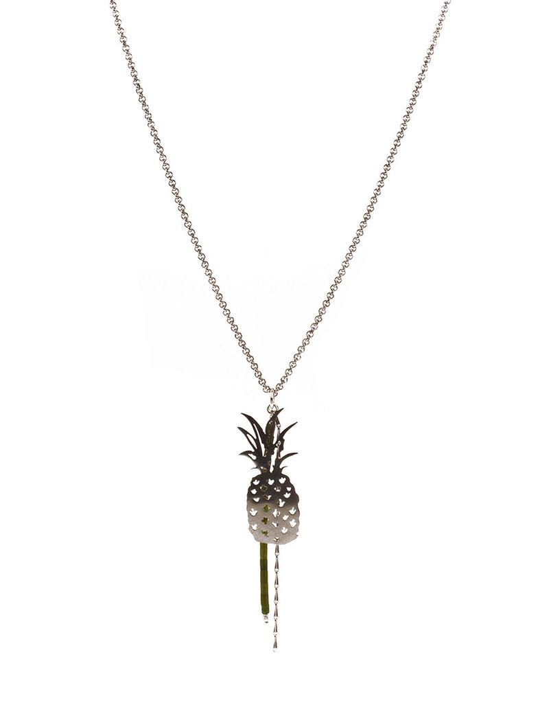 Rebels & Icons Ketting ananas